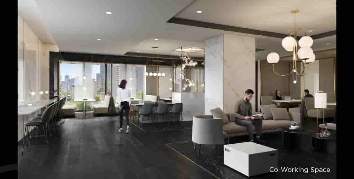 8 wellesley residences co merking space