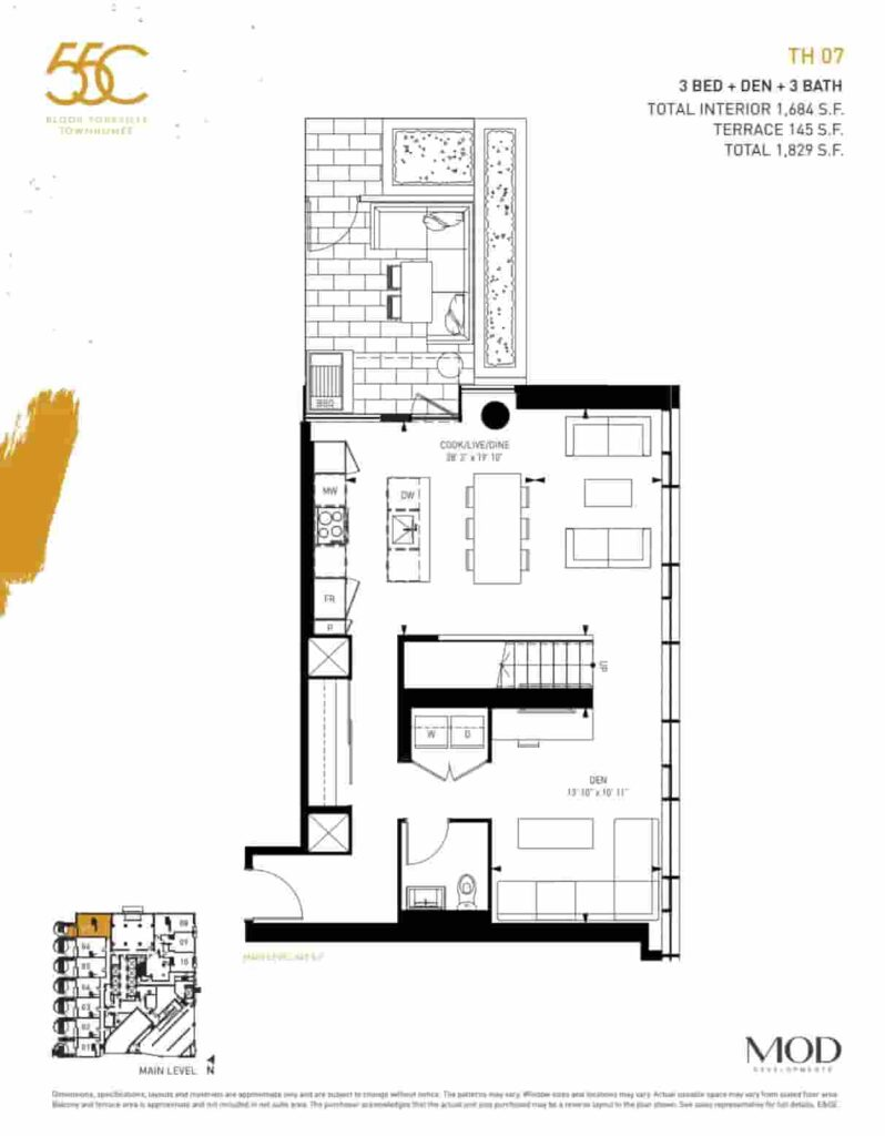 55C Condos Bloor Yorkville Residences